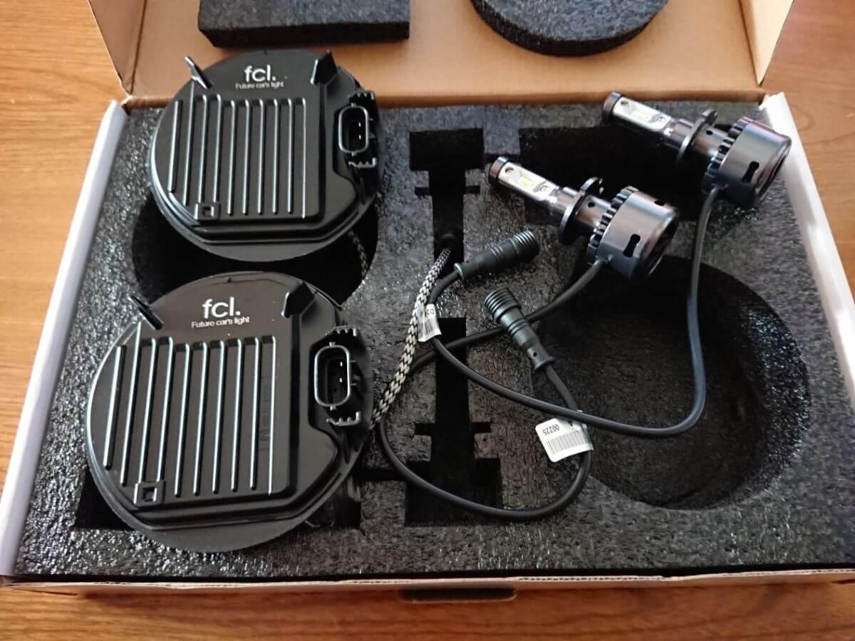 fcl.純正HID用 LED化キット 純正型Bタイプ