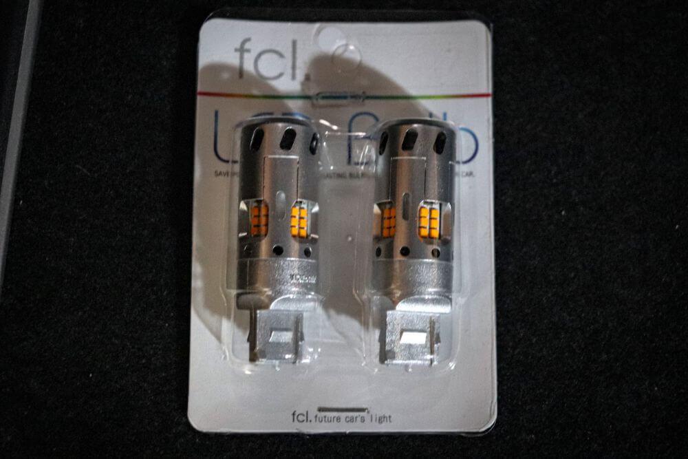fcl.抵抗内蔵LEDウィンカーバルブ