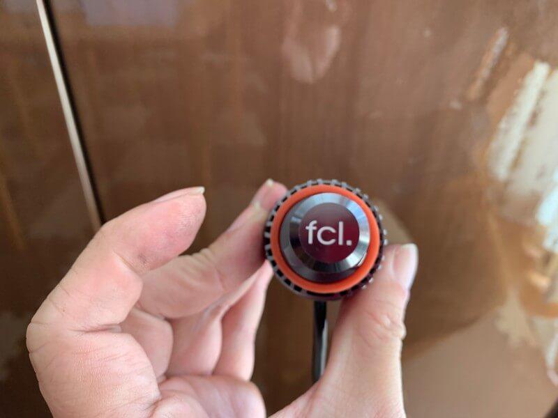 fcl.LEDヘッドライト(ファン付き)