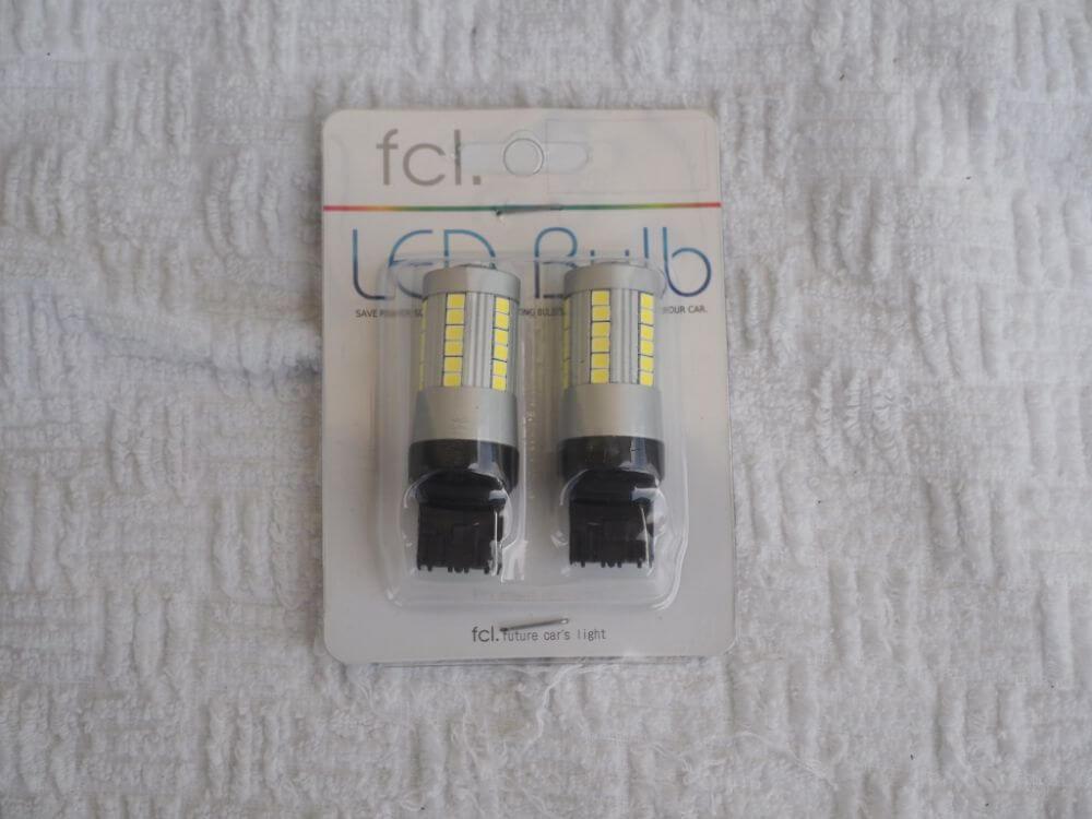 fcl. LED バックランプ T20 ホワイト