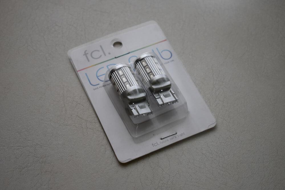 【交換方法】200系ハイエース テール&ブレーキランプをLED化_LED_T20_23連レッド