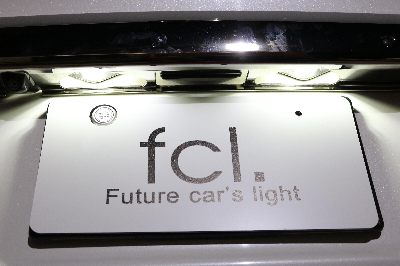LEDバルブの点灯確認