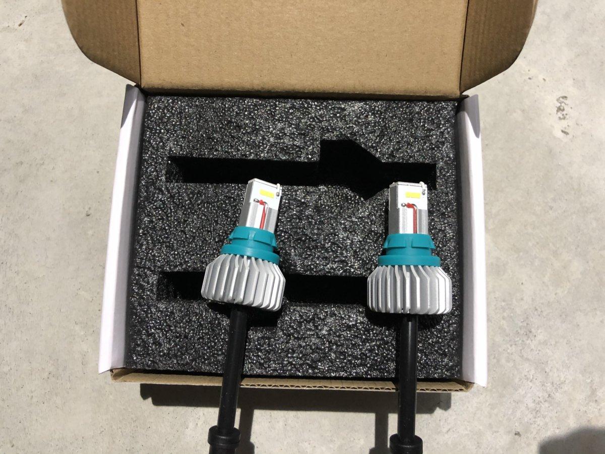 LEDハイパワーバックランプ T16/T15