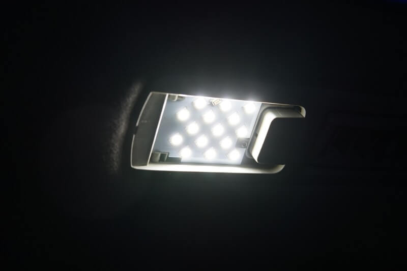 LEDを取付け