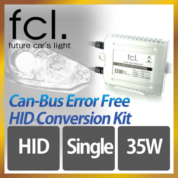 fcl. 35W CAN-BUS Ballast HID XENON Conversion Kit